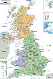 Wales England Map by Best 25 United Kingdom Map Ideas On Pinterest England Map