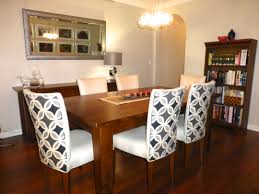 Fabric For Dining Chair Seats Furniture Fabric Covered Dining Chairs Fabric Covered Dining