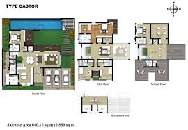 Wildwood Rv Floor Plans by Luxury Villas In Kelambakkam Chennai For Sale One World Artha