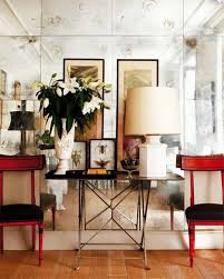 Mirrored Wall Tiles 111 Best Decorating With Mirrors Images On Pinterest Home