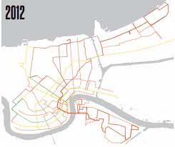 New Orleans Rta Map by When Transit Service Is Substandard Can We Plan For Capital