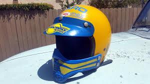 hustler motocross helmet bmxmuseum com for sale vintage 1979 bell magnum iii helmet dg