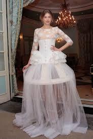 robe de mariã e printemps en images delphine manivet collection robe de mariée 2017 l