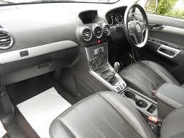 opel antara interior vauxhall antara 2 2 cdti diamond car for sale llanidloes powys mid