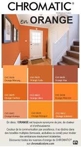 chambre froide synonyme en déco l orange est toujours synonyme de joie de chaleur et d