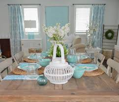 farm table decorating ideas