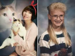 cat yearbook awkward yearbook photos