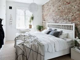 Exposed Brick Apartments Best 25 Brick Wall Bedroom Ideas On Pinterest Industrial
