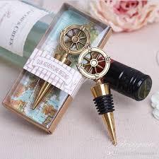wine stopper wedding favors golden compass wine stopper wedding favors and gifts wine bottle