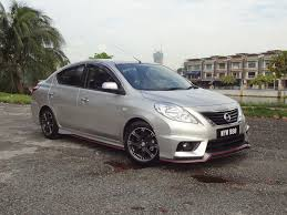 nissan almera rear bumper price test drive review nissan almera 1 5 u0027nismo edition u0027 lowyat net cars