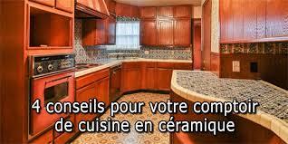 comptoir de c駻amique cuisine 4 conseils pour votre comptoir de cuisine en céramique