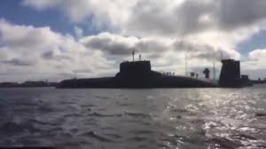 russia war games putin unleashes terrifying nuclear submarine