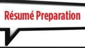 resume preparation challenge of resume preparation for freshers the official