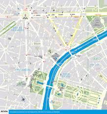 Map Of Paris France Map Of Paris Arrondissements Tourist Fancy France Streets Ambear Me