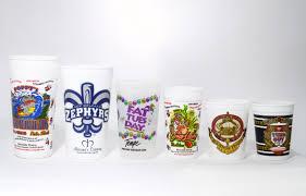 mardi gras cups souvenir stadium cups
