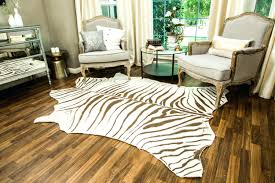 Zebra Runner Rug Animal Shaped Area Rugs Rug Cleaning And Delivery Interior