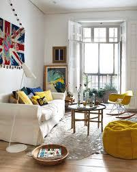 Colorful Apartment Design Interior In Madrid Interior Design - Design interior apartment