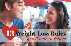 13 weight loss rules you u0027ll love to follow sparkpeople