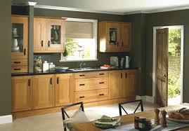 Wood Display Cabinets With Glass Doors Oak Kitchen Cabinets With Glass Doors Kitchen Astonishing Oak