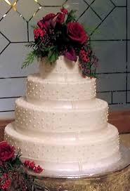 simple and elegant wedding cakes by alpha delights lotz a dotz