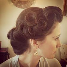hairstyles pin curls pin up wedding hairstyles pin curls vintage hairstyle pinup up