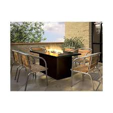alderbrook faux wood fire table wood burning fire pit table gas tables costco propane alderbrook