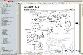 toyota previa tarago workshop service repair manual repair