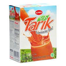 Lokol Tea teh tarik 125 gram instan powder pulled tea 5 ct 25 gr