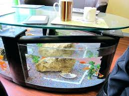 Aquarium Coffee Table Fish Aquarium Coffee Table End Table Fish Tank Large Size Of