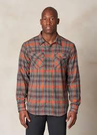Most Comfortable Flannel Shirt Asylum Flannel Shirt Men U0027s Tops Prana