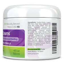 Household Essentials List Amazon Com Puriya Cream For Eczema Psoriasis Rosacea