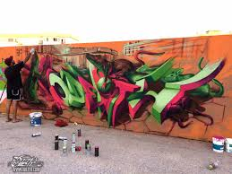 murals letters and memorial walls actors and musicians tributes rats smelling graffiti spray paint odeith olhao portugal