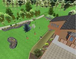 Virtual Backyard Design by Northern Exposure Gardening 3d Virtual Garden Design The