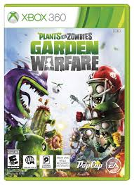 amazon com plants vs zombies garden warfare xbox 360 video