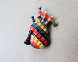 bagpipe etsy
