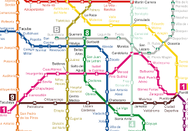 Montreal Metro Map Maps Richardmtl
