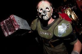 Carnage Halloween Costume Killer Carnage Transworld Halloween Show America U0027s