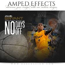 amped effects honeycomb basketball honeycombs photoshop and