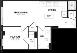 arlington va apartment rentals m flats at crystal city