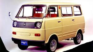 mitsubishi minicab truck mitsubishi minicab el van u00271968 u201376 youtube