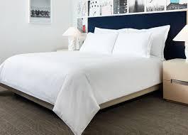 grey embroidered bed u0026 bedding set kimpton style