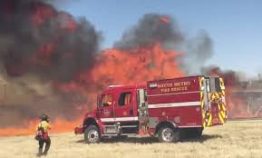 Fires Near Denver Map by Firefighters Contain Small Wildfire Near Parker Blaze Was Human