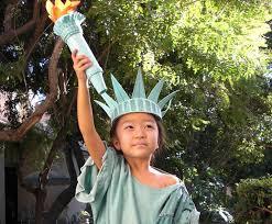 Mayan Halloween Costume Diy Statue Liberty Halloween Costume Inhabitots