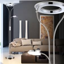 stehlampe deckenfluter 22 5 watt led flexo stehlampe deckenfluter stehleuchte fluter