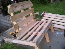 Diy Pallet Patio Furniture - wooden pallet benches 122 perfect furniture on wood pallet chair