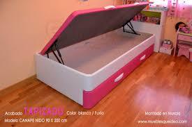 canape nido 90 underbed drawer unit papallona la cama nido que se