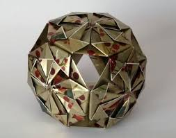 origami ornaments to make with photo