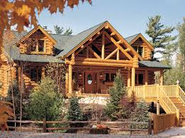 hybrid log homes half log siding u0026 log accents log home