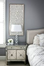 Silver Mirrored Bedroom Furniture Furniture Appealing Twin Of Mirrored Nightstand Target For