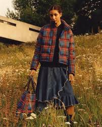 what is a tartan jw anderson for uniqlo pictures british vogue